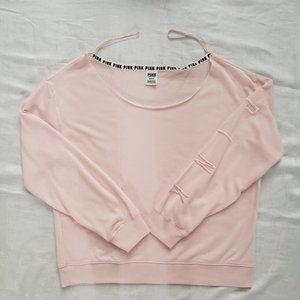 PINK VICTORIA SECRET Pullover Light Pink Sweater